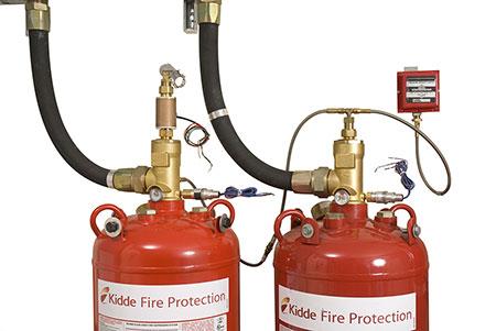 Fire Suppression F200